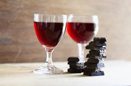iStock 867260298 Red Wine Chocolate