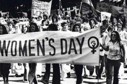 womens day 1970s