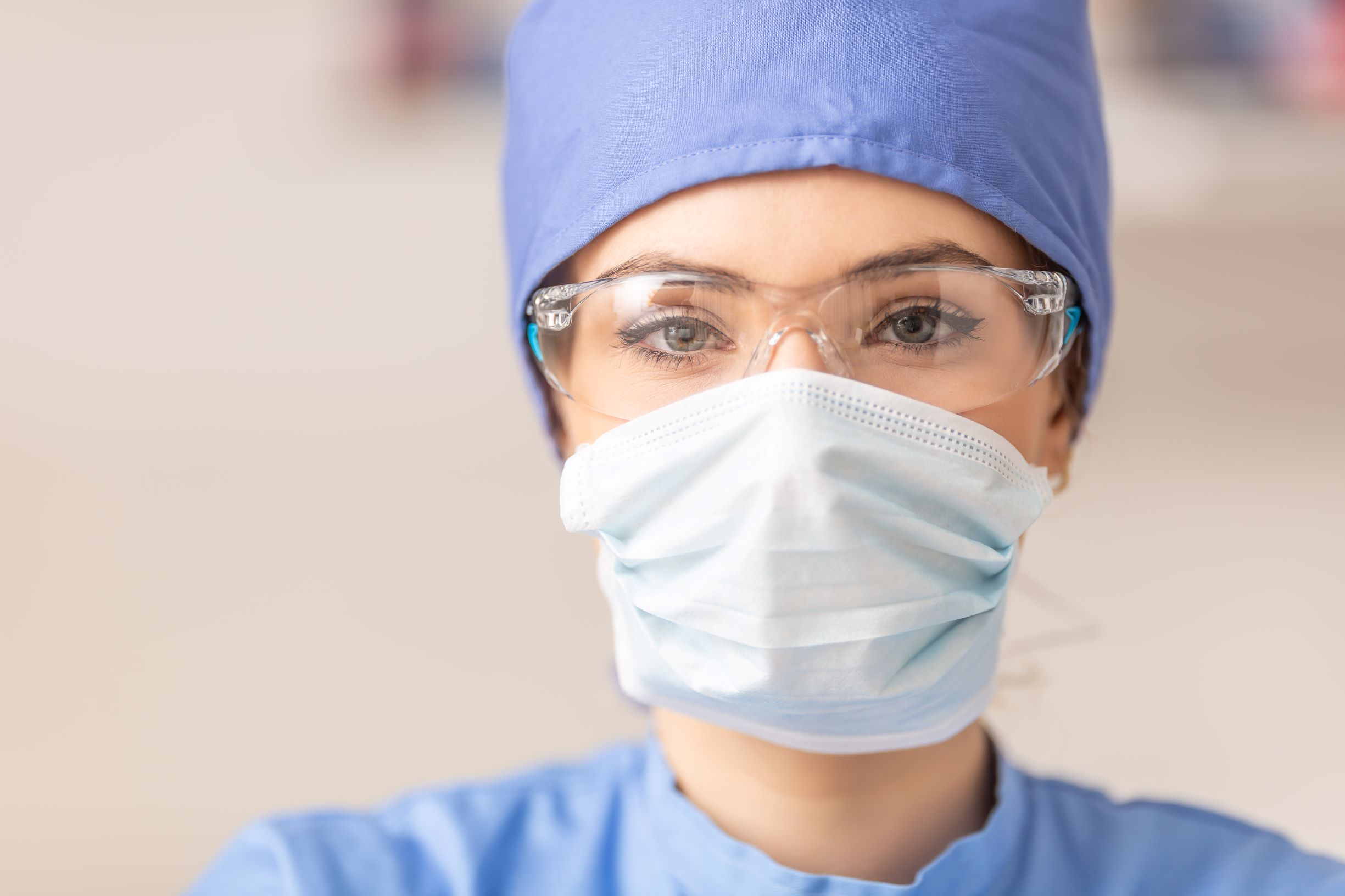 nurse portrait crop