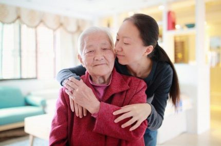 Chinese home care